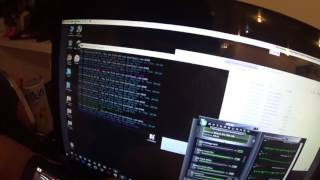 Майнинг Overclock GTX 1060 3gb 24 mh Ethereum - (Извиняюсь за качество)