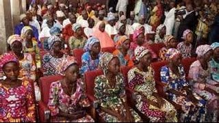 VIDEO: Boko Haram Releases 82 Chibok Girls Three Years After Kidnapping