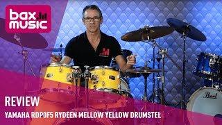 De Yamaha Rydeen is een uitstekend beginnersdrumstel met een Paiste...