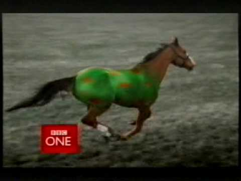 BBC One Continuity (2nd April 2005)