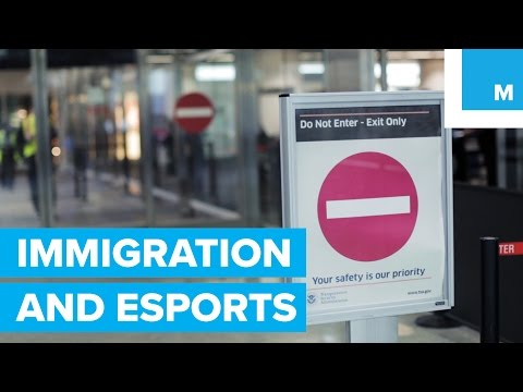 Pushing the Boundaries: Immigration and Esports