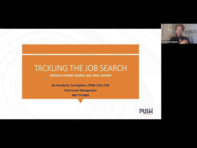 Tackling the Job Search Obstacle Course: Age, Race, Gender 060320