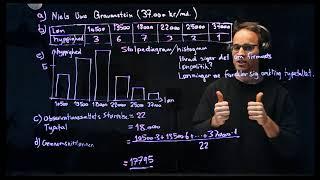 Mat 1a - Statistik: Kvartilsæt og boxplots (04/05/20)