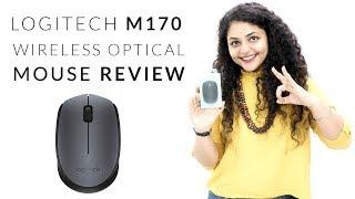 Logitech M170 Wireless Mouse Review | Logitech Mouse Video | Logitech Wireless Mouse Review