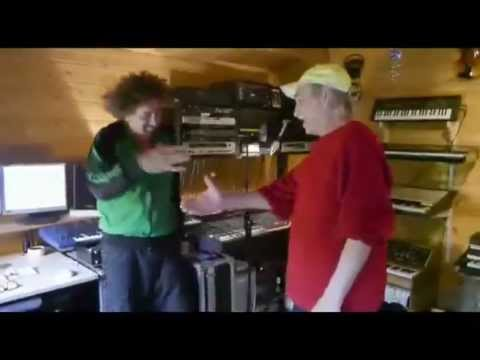 Gaudi in the studio (with Raja Ram) - adventure n.3