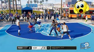 """NBA LIVE 18 FIRST LOOK At """"THE ONE"""" Street Ball Gameplay - Archetypes, Traits, & Unlocks"""