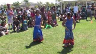 Su Kare Che - Rhythm Studios Junior Girls - CRY San Diego Holi 2014