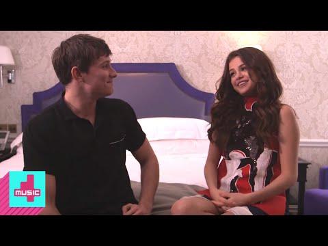 Selena Gomez Interview - Fan Questions & Art | Hangout Pt.4