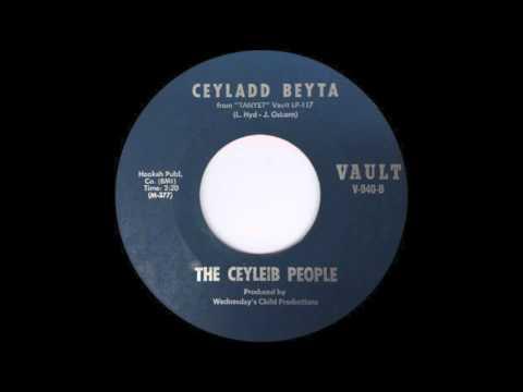 The Ceyleib People - Ceyladd Beyta (1968)