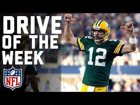 How Aaron Rodgers Exploited the Cowboys Defense in Game-Winning Drive   NFL Highlights