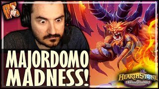 GOLDEN DOMO MADNESS! - Hearthstone Battlegrounds