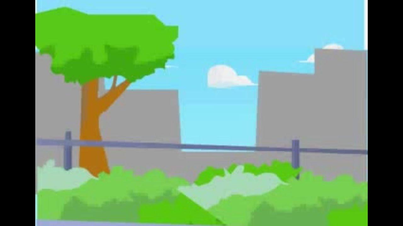 Animasi Iklan Layanan Masyarakat Akibat Buang Sampah Sembarangan