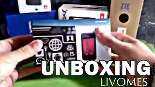 unboxing bmobile ax512