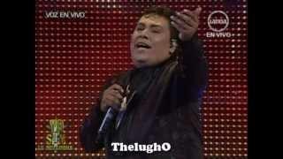 """Yo Soy JUAN GABRIEL [ HQ ] """"Adios Amor"""" - Yo Soy La Revancha"""