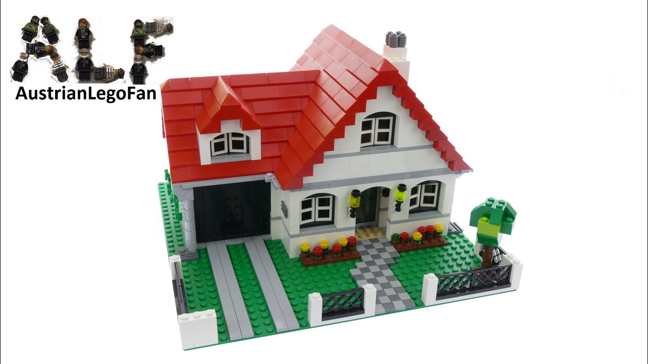 Lego Creator Houses Images Galleries