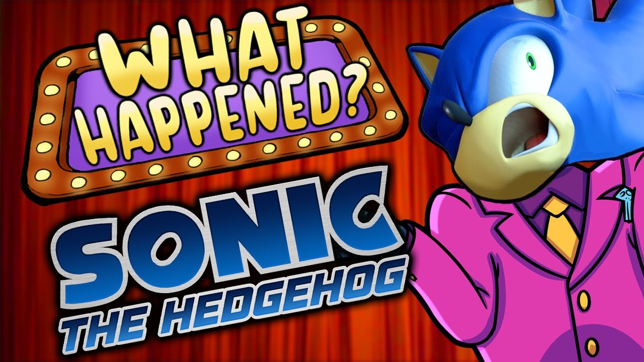 Sonic The Hedgehog 2006 Crappy Games Wiki