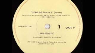 Kraftwerk - Tour De France Remix