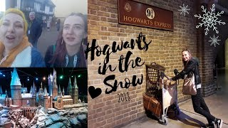 Hogwarts in the Snow 2018 ❤ Vlog