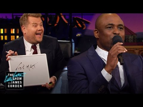 Wayne Brady's Freestyle Is Dominant