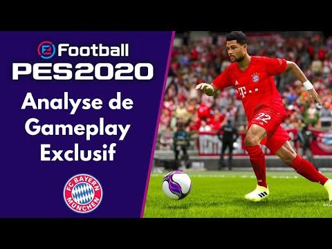 PES 2020 : Mon Analyse de gameplay exclusif version Bayern Munich (HD 1080p)