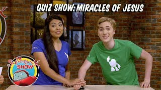 Quiz Show: Miracles oḟ Jesus - The Superbook Show