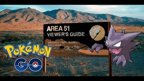 pokmon go  area 51