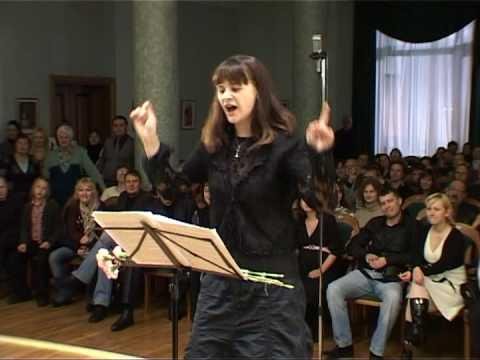 Salutaris chamber choir - 16 Tons