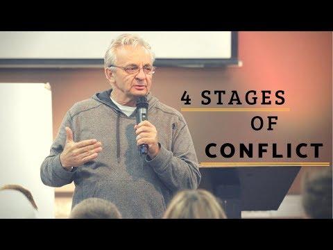 Сергей Витюков - 4 этапа конфликтов - Sergey Vityukov - 4 Stages Of Conflict - Церковь Новый Шанс