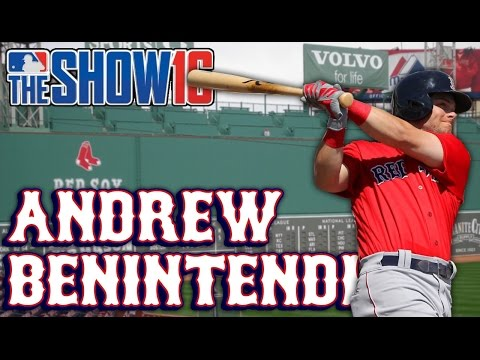 MLB THE SHOW 16 -ANDREW BENINTENDI - Player Lock Ep.154