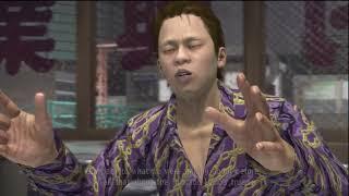 Yakuza 4 (Ryu Ga Gotoku 4) Movie Mode For PS3 With English Subtitles - Part 1 - Akiyama