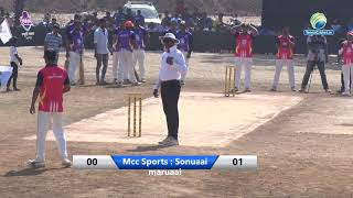 Bowled Out | Sonu aai Maru aai  vs MCC Sports| Ranjit Smruti Chashak 2019 || Thane || Day 6