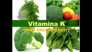 Obter k2 como vitamina