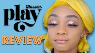 NEW GLOSSIERPLAY PRODUCT REVEIW | IS IT WORTH THE COIN?