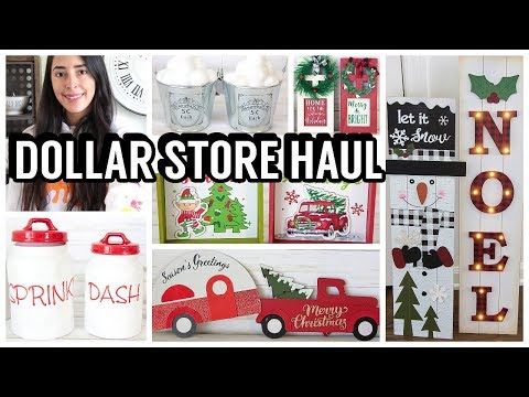 DOLLAR TREE/DOLLAR GENERAL HAUL 2019 | $1 ITEMS