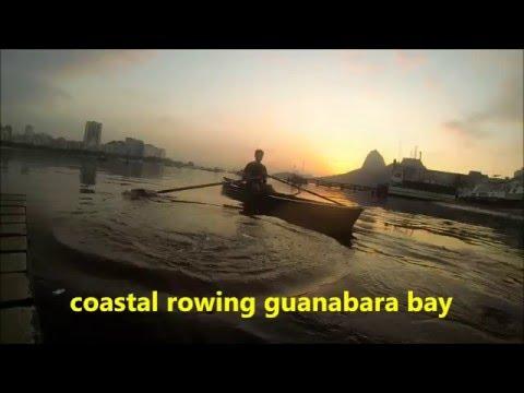 coastal rowing guanabara bay