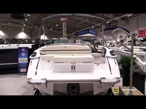 2018 Cobalt R3 Motor Boat - Walkaround - 2018 Toronto Boat Show