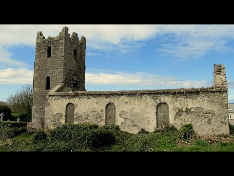 Abandoned and Derelict Buildings in Ireland, County Kerry.