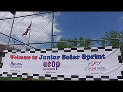 JUNIOR SOLAR SPRINT 2017
