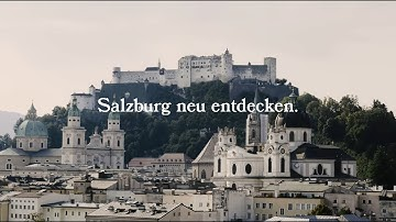 Salzburg neu entdecken