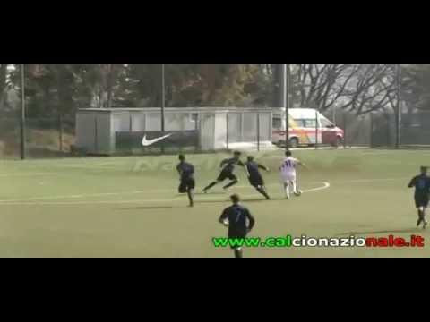 Pietro Pellegri, '2001    Skills & Goals    Genoa Cfc HD