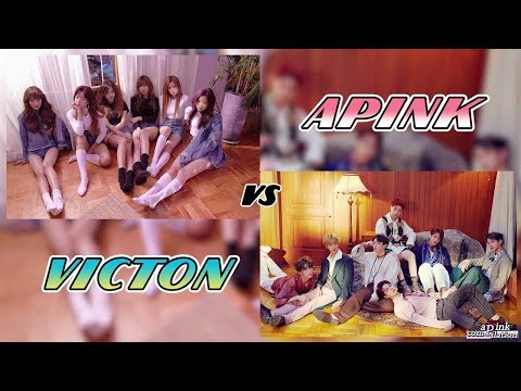APINK Vs VICTON (it's A Plan A Thing)