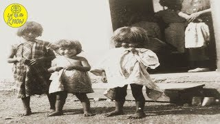 The Harrowing Story Of How The Nazis Wiped Out A Quarter Of All Europe's Romani Gypsies