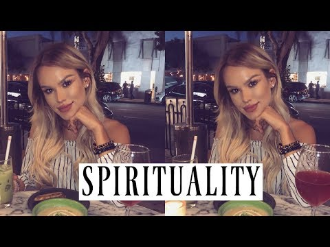 how to start your spiritual journey, manifest, and become aligned | DailyPolina