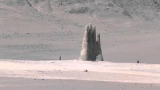 Mano del Desierto in Chile