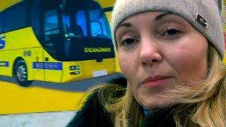 видео Автобус Киев - Минск