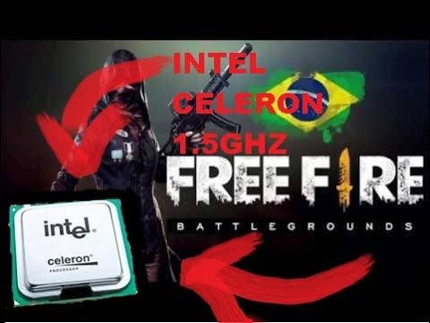 -SmartGaga- Pro Player Dos 25fps (PC FRACO, FREE-FIRE, Intel(R) Celeron(R) CPU B800 @1.5ghz)