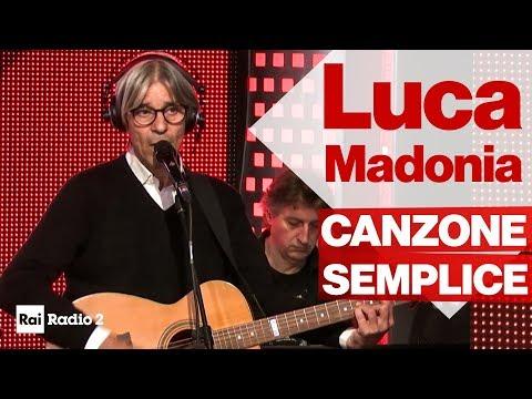 "Download LUCA MADONIA dal vivo a Radio2 Social Club - ""CANZONE SEMPLICE"" Mp4 baru"
