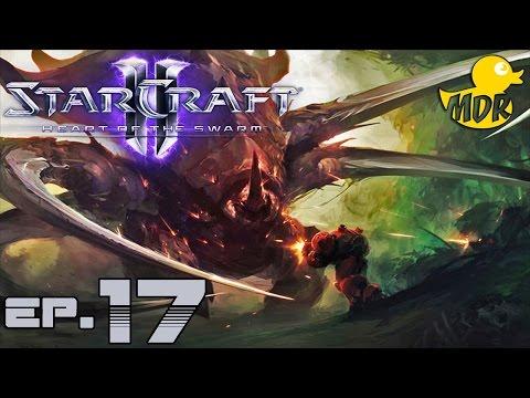 StarCraft II : Heart of the Swarm #17 - การแก้แค้นเป็นของฉัน...! (๒)