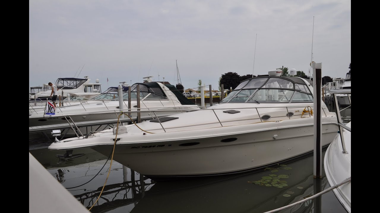 hight resolution of 1995 sea ray 330 sundancer youtube simple boat wiring diagram sea ray 1996 330 wiring diagram