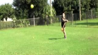 Victoria Blevins Softball Recruiting Video